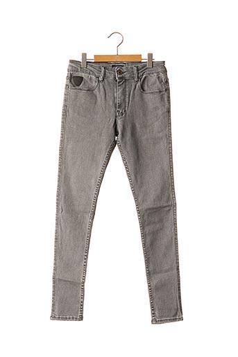 Jeans skinny gris APRIL 77 pour femme