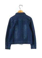 Veste casual bleu BOBOLI pour fille seconde vue