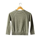 Sweat-shirt vert BOBOLI pour fille seconde vue