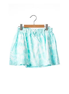 Jupe courte bleu BOBOLI pour fille