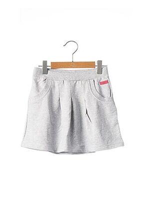 Jupe courte gris BOBOLI pour fille