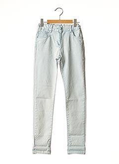 Pantalon casual bleu BOBOLI pour fille
