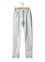 Pantalon casual bleu BOBOLI pour fille seconde vue