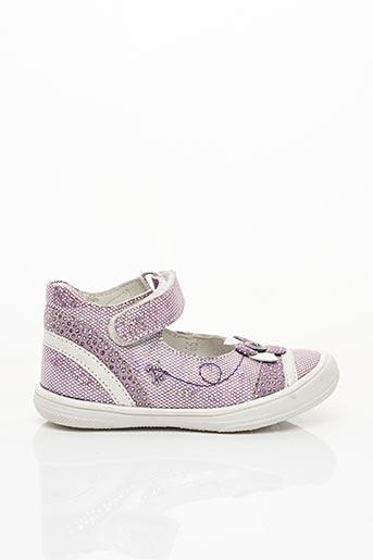 Ballerines violet BELLAMY pour fille