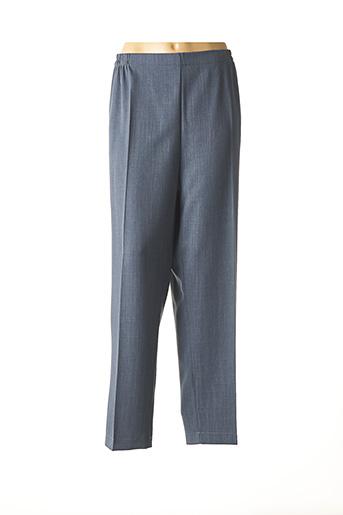 Pantalon casual bleu ATLANTA pour femme