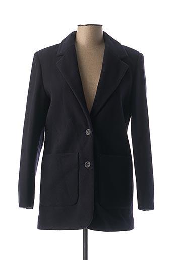 Veste chic / Blazer bleu HELLINE pour femme