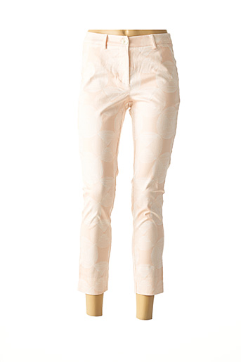 Pantalon chic rose ASHLEY BROOKE pour femme