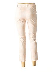 Pantalon chic rose ASHLEY BROOKE pour femme seconde vue