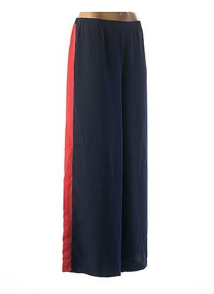 Pantalon 7/8 bleu HEINE pour femme