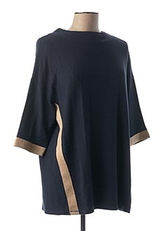 Pull tunique bleu BETTY BARCLAY pour femme