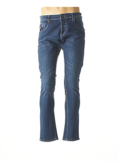 Jeans skinny bleu RED WAVE BY NALO pour homme