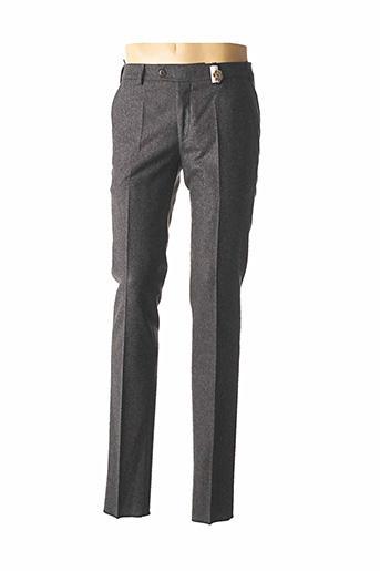 Pantalon chic gris MMX pour homme