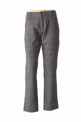 Pantalon casual gris S.OLIVER pour homme