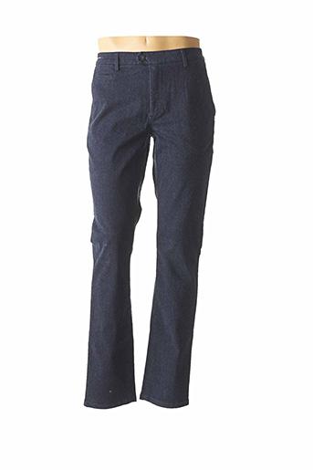 Jeans coupe slim bleu TELERIA ZED pour homme