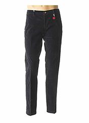 Pantalon chic noir MANUEL RITZ pour homme seconde vue