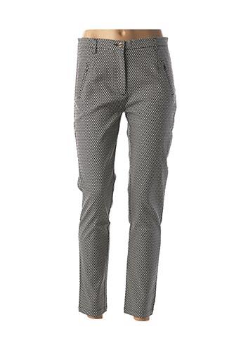 Pantalon casual bleu IMPAQT pour femme