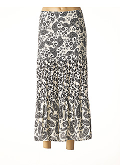 Jupe longue noir ATELIER JAD pour femme