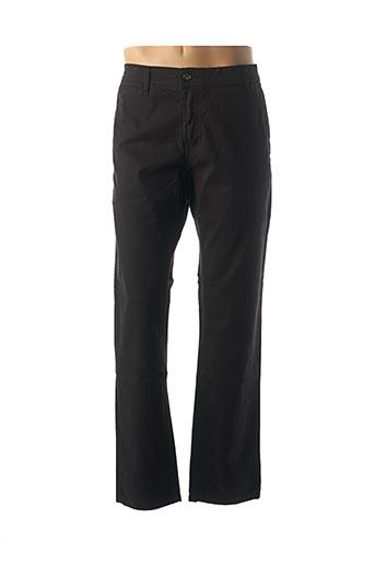 Pantalon casual noir CAMBE pour homme