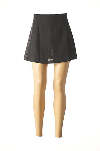 Mini-jupe noir MEXICO SOLO pour femme