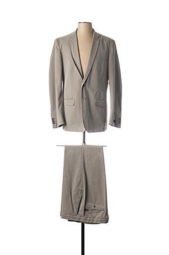 Costume de ville gris M.E.N.S pour homme