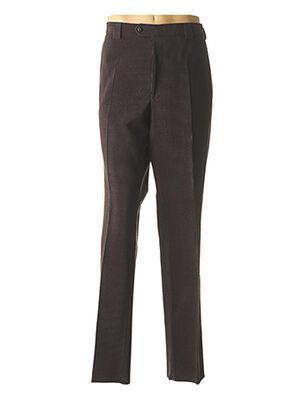 Pantalon chic marron MEYER pour homme