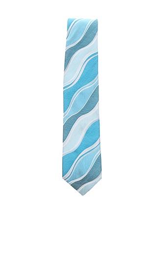 Cravate bleu COULEURS DU SUD pour homme