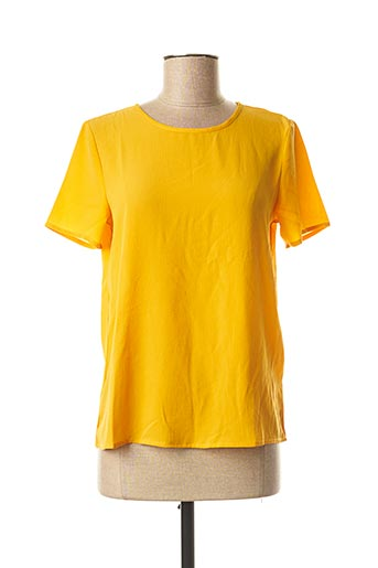 Top jaune ONLY pour fille