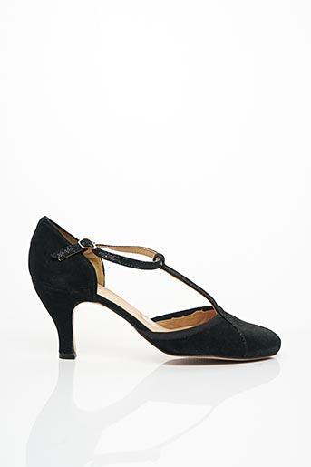 Escarpins noir ENZA pour femme