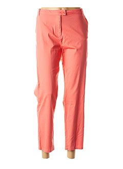 Pantalon 7/8 rose THALASSA pour femme