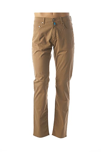 Pantalon casual beige PIERRE CARDIN pour homme