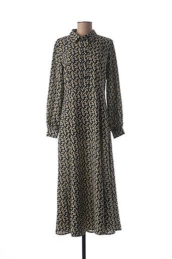 Robe longue bleu NUMPH pour femme