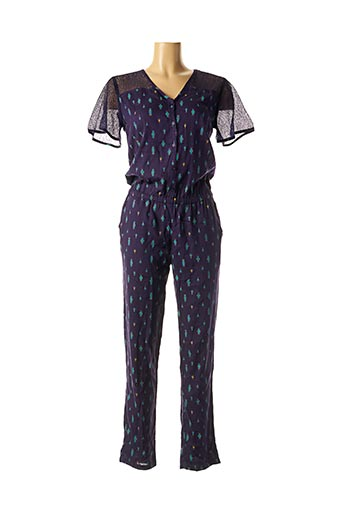 Combi-pantalon violet LA FIANCEE DU MEKONG pour femme