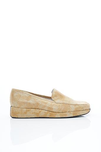 Chaussures de confort beige CHARLES LABELLE pour femme