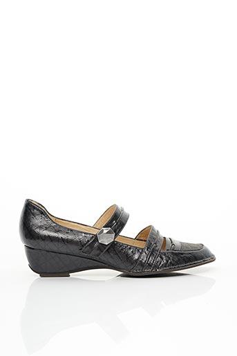 Chaussures de confort gris SWEET pour femme