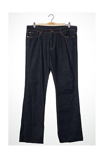 Pantalon 7/8 bleu RALPH LAUREN pour femme