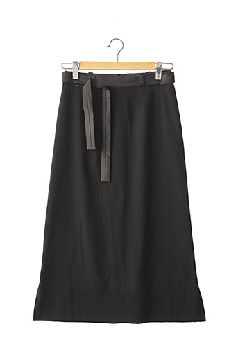 Jupe longue noir COTELAC pour femme