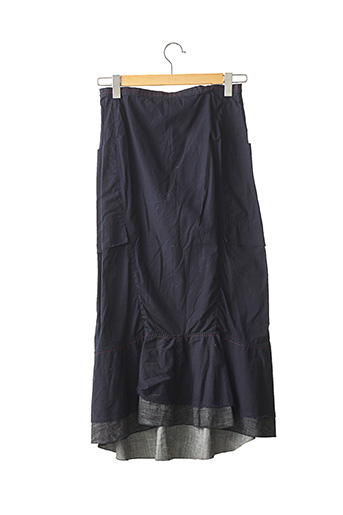 Jupon /Fond de robe bleu MARITHE & FRANCOIS GIRBAUD pour femme