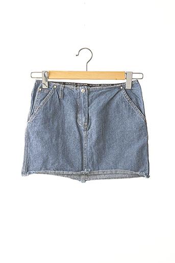 Mini-jupe bleu SONIA RYKIEL pour femme