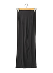 Jupe longue noir PATRIZIA PEPE FIRENZE pour femme seconde vue