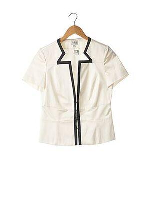 Veste chic / Blazer blanc MAISON 123 pour femme