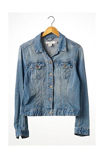 Veste en jean bleu LABEL OF GRADED GOODS pour femme