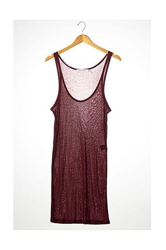 Jupon /Fond de robe rouge ISABEL MARANT pour femme