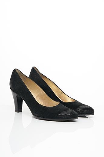 Escarpins noir ALAIN BASTIANI pour femme