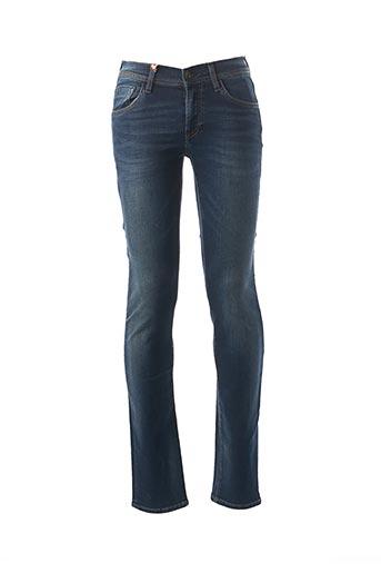 Jeans coupe slim bleu LEE COOPER pour homme