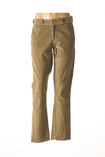 Pantalon casual beige DICKIES pour femme