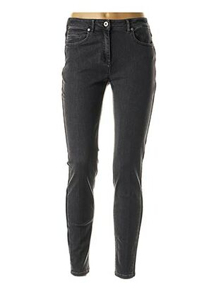 Jeans coupe slim noir AIRFIELD pour femme