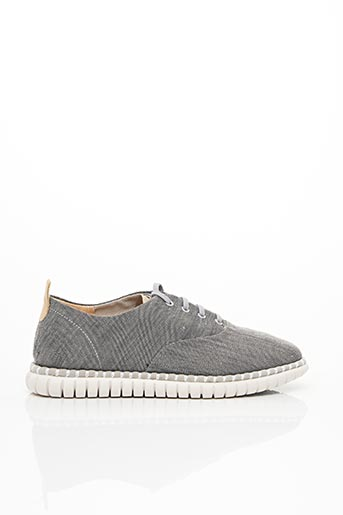 Baskets gris CLARKS pour garçon
