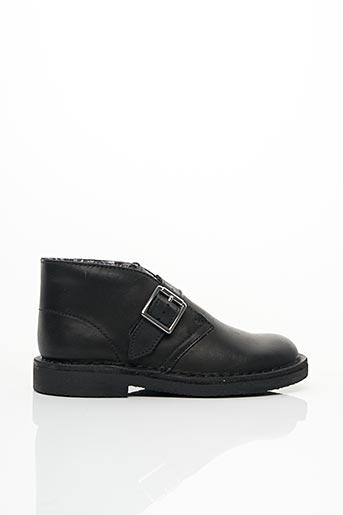 Bottines/Boots noir CLARKS pour fille