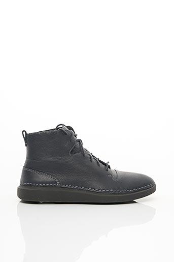 Bottines/Boots bleu CLARKS pour garçon