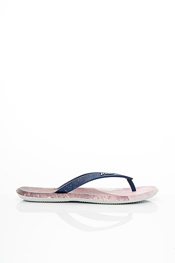 Tongs rose RIDER SANDALS pour homme